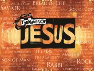 �Son  of God &  Man�