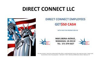 DIRECT CONNECT LLC