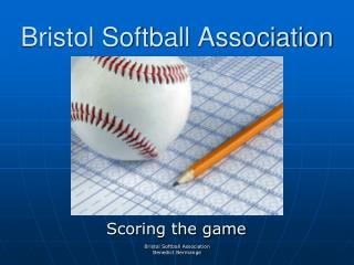 Bristol Softball Association