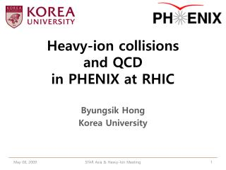 Heavy-ion collisions  and  QCD  in  PHENIX at RHIC