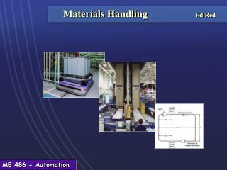 Materials Handling                   Ed Red