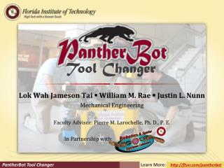Lok  Wah Jameson  Tai    William M. Rae   Justin L. Nunn Mechanical Engineering