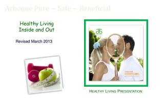 Arbonne Pure ~ Safe ~ Beneficial