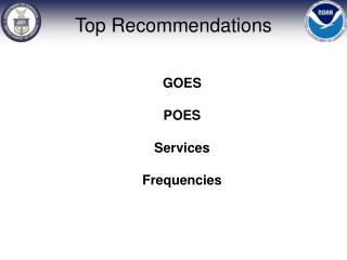 Top Recommendations