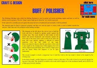 BUFF / POLISHER