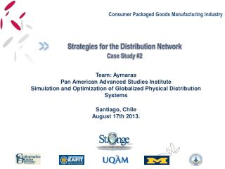 Consumer Packaged Goods  Manufacturing  Industry