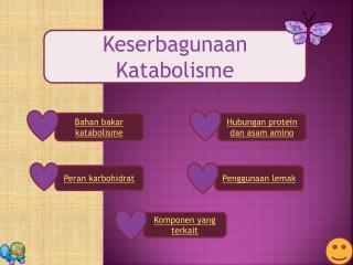 Bahan bakar katabolisme