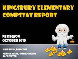Kingsbury Elementary CompStat Report