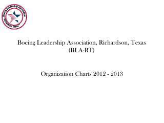 Boeing Leadership Association, Richardson, Texas  (BLA-RT)