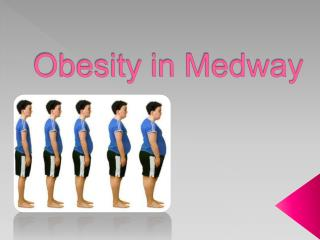 Obesity in Medway