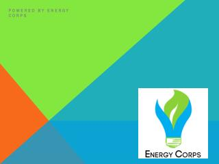 Powered by Energy Corps