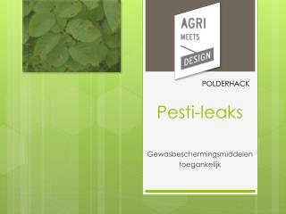 Pesti -leaks