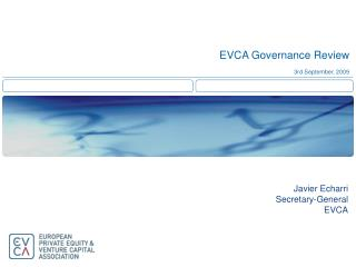 EVCA Governance Review