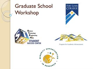 Graduate School Workshop