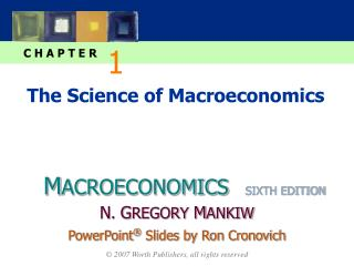 The Science of Macroeconomics