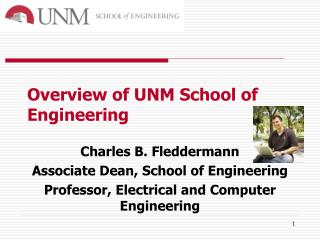 Overview of UNM School of Engineering