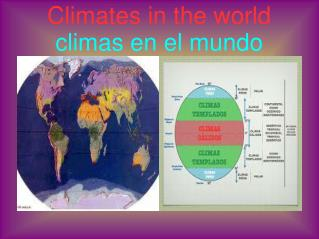 THE CLIMATE (John Felipe)