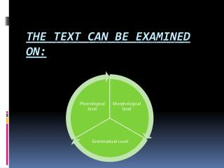 The text  can  be examined on :