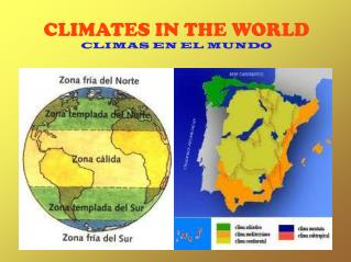 THE CLIMATE (Angel Delgado)