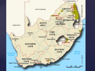 Johannesburg 3.2 million people Called � Joburg � Economic and financial capital of South Africa