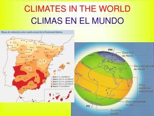 THE CLIMATE (Laura Gómez