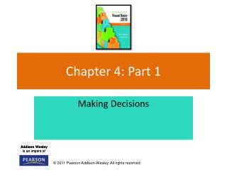 Chapter 4: Part 1