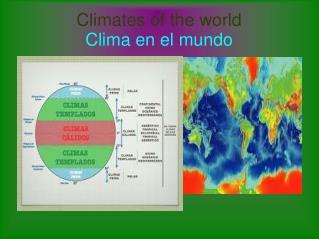 THE CLIMATE (Nicolae Stana)