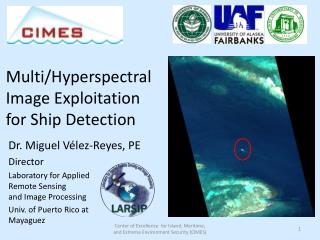 Multi/Hyperspectral  Image Exploitation  for Ship Detection