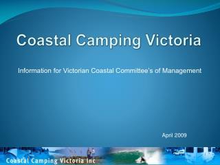 Coastal Camping Victoria