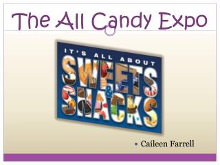 The All Candy Expo