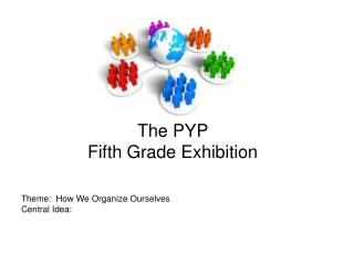 The PYP  Fifth Grade  Exhibition