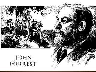 John Forrest�s expeditions