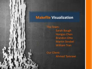 Makefile  Visualization
