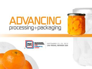 PACK EXPO Exhibitor University  A  Grand Slam  of  Know-How
