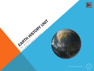 Earth History Unit
