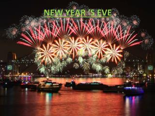 NEW YEAR �S EVE