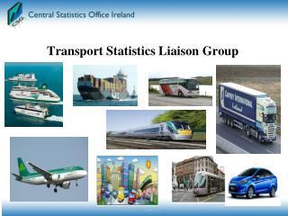 Transport Statistics Liaison Group