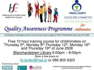 Quality Awareness Programme