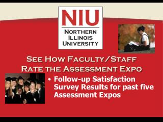 See How Faculty/Staff Rate  the Assessment Expo