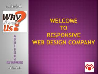 Responsive Website Development in India