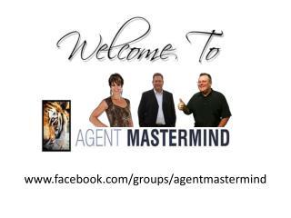 facebook /groups/ agentmastermind