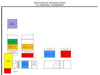 Bonnie Brennan Elementary School FLL REGIONAL TOURNAMENT