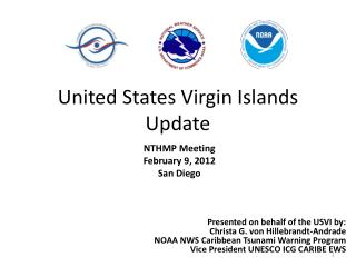 United States Virgin Islands Update