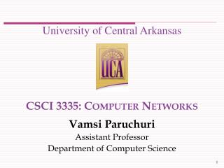 CSCI 3335: Computer Networks
