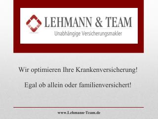 Lehmann-Team.de