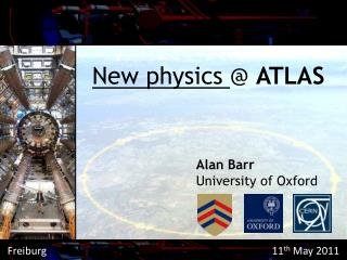 New physics  @  ATLAS