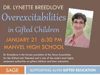 DR. LYNETTE BREEDLOVE