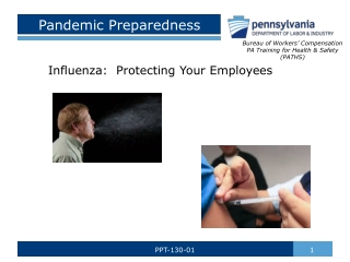 Training Kit for  Pandemic Influenza
