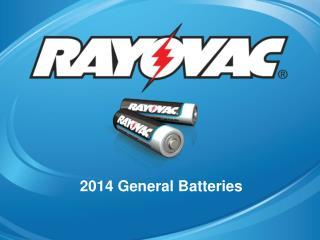 2014 General Batteries