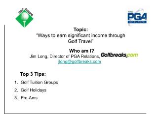 Top 3 Tips: Golf Tuition Groups Golf  Holidays Pro- Ams